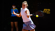 Petra Kvitova of the Czech Republic in action during the second round of the 2021 Internazionali BNL d'Italia, WTA 1000 tennis tournament on May 12, 2021 at Foro Italico in Rome, Italy - Photo Rob Prange / Spain ProSportsImages / DPPI / ProSportsImages / DPPI