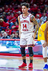 NORMAL, IL - December 07: Hank Beard during a college basketball game between the ISU Redbirds and the Morehead State Eagles on December 07 2019 at Redbird Arena in Normal, IL. (Photo by Alan Look)