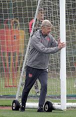 Arsenal Training Session - 27 Sept 2017