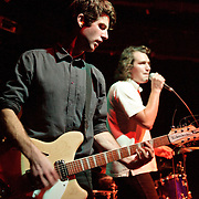 WASHINGTON, DC - October 3rd, 2012 -  Matty McLoughlin and Matt Lamkin of The Soft Pack perform at the Black Cat in Washington, D.C. The band released their sophomore album, Strapped, in September. (Photo by Kyle Gustafson / For The Washington Post)