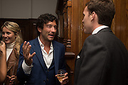 SCOTT SULLIVN; MAXI CARELLO; The Brown's Hotel Summer Party hosted by Sir Rocco Forte and Olga Polizzi, Brown's Hotel. Albermarle St. London. 14 May 2015