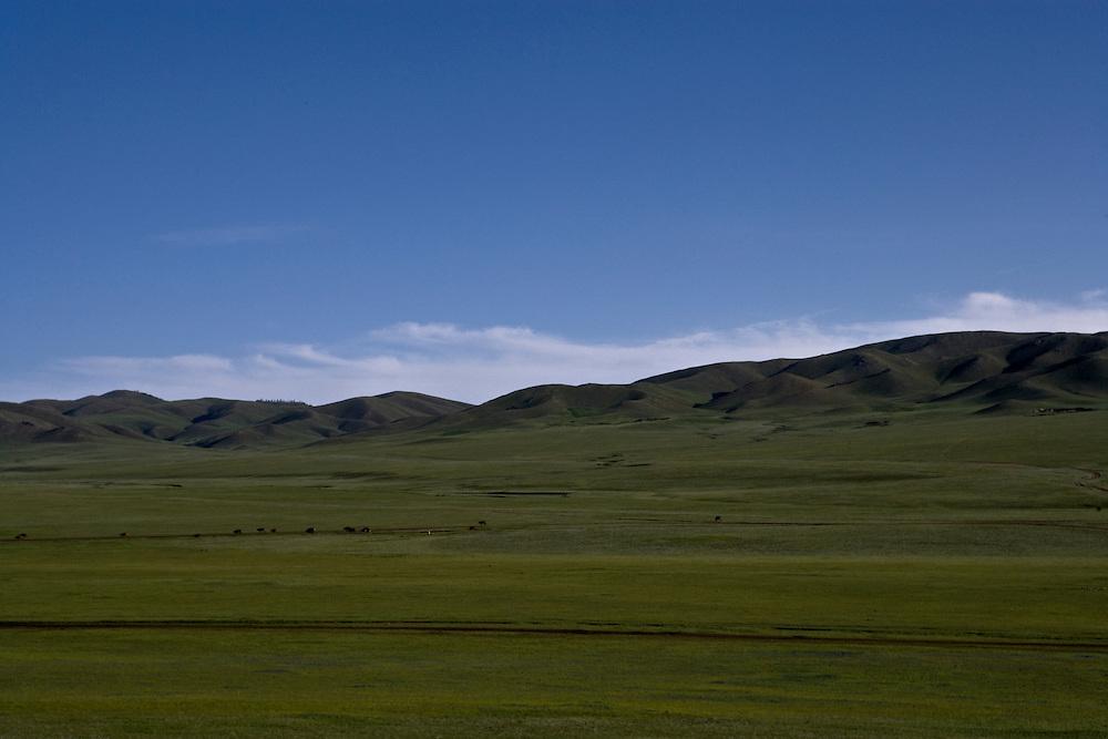 Image of Mongolian Landscape