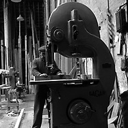 Factory worker in The North 1940s