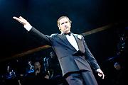 Premiere van Chicago de Musical in theater Het Park te Hoorn.<br /> <br /> Op de foto:<br /> <br />  Thom Hoffman