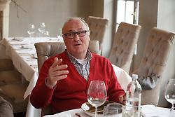 Ronde tafel gesprek CAP magazine met de fokkers Gert Jan van Olst, Jac Remijnse, Harry Theeuwes, Herman De Brabander<br /> ©  Dirk Caremans