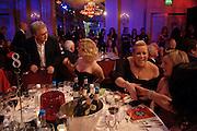 DENIS LAWSON;; EMILIA FOX; KATE HALFPENNY, Specsavers Crime Thriller Awards.  Award ceremony celebrating the best in crime fiction and television. <br /> Grosvenor House Hotel, Park Lane, London. 21 October 2009
