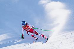 10.01.2020, Keelberloch Rennstrecke, Altenmark, AUT, FIS Weltcup Ski Alpin, Abfahrt, Damen, 2. Training, im Bild Nadine Fest (AUT) // Nadine Fest of Austria in action during her 2nd training run for the women's Downhill of FIS ski alpine world cup at the Keelberloch Rennstrecke in Altenmark, Austria on 2020/01/10. EXPA Pictures © 2020, PhotoCredit: EXPA/ Johann Groder