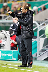 27.10.2010,  Tivoli, Aachen, GER, DFB Pokal, Alemannia Aachen vs Mainz 05, 2. Runde, im Bild: Thomas Tuchel (Trainer Mainz)  EXPA Pictures © 2010, PhotoCredit: EXPA/ nph/  Mueller+++++ ATTENTION - OUT OF GER +++++