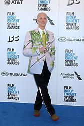 February 23, 2019 - Santa Monica, CA, USA - LOS ANGELES - FEB 23:  John Waters at the 2019 Film Independent Spirit Awards on the Beach on February 23, 2019 in Santa Monica, CA (Credit Image: © Kay Blake/ZUMA Wire)