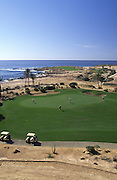 Costa Del sol Golf Course, Cabo San Lucas, Baja California, Mexico<br />