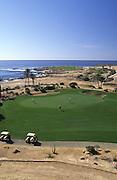 Costa Del sol Golf Course, Cabo San Lucas, Baja California, Mexico<br />
