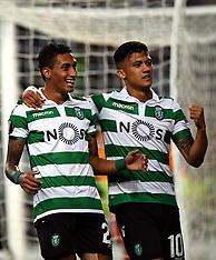 Sporting CP v Qarabag FC - 20 Sept 2018