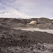 Shackleton's Hut #1, Cape Royds, Antarctica