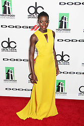21.10.2013, Beverly Hilton Hotel, Beverly Hills, USA, Annual Hollywood Film Awards Gala, im Bild Lupita Nyong'o // Lupita Nyong'o during a photoshooting for the 17th Annual Hollywood Film Awards Gala held at the Beverly Hilton Hotel in Beverly Hills, United States on 2013/10/23. EXPA Pictures © 2013, PhotoCredit: EXPA/ Photoshot/ Photoshot/ Izumi Hasegawa<br /> <br /> *****ATTENTION - for AUT, SLO, CRO, SRB, BIH, MAZ only*****