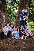 Rank family portraits