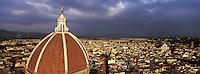 Italie. Toscane. Florence. La coupole du Dôme. // The Duomo. Florence - Tuscany - Italy