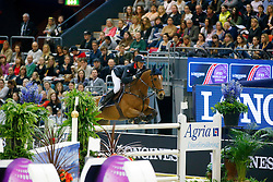 Staut Kevin, (FRA), For Joy van't Zorgvliet Hdc<br /> Longines FEI World Cup Jumping Final II<br /> © Dirk Caremans