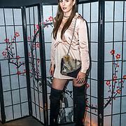 Handbag designer Alicia Moore attend the Supermodel UK glamour Model of the Year 2016 at DSTRKT on 23rd November 2016 in London,UK. Photo by See Li
