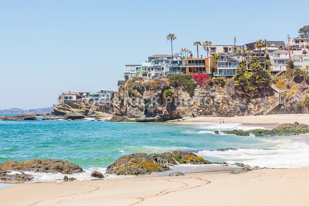 Oceanview Homes on the Bluffs in Laguna Beach