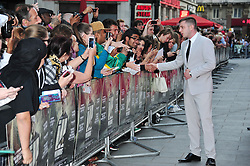 """© Licensed to London News Pictures. 30/05/2012.  England. Ben Drew AKA Plan B attends the world premiere of """"ILL MANNERS"""" featuring Plan B at The Empire Liecester Square London   Photo credit : ALAN ROXBOROUGH/LNP"""