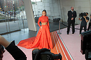 June 3, 2019-Brooklyn, New York-United States:Actress Jennifer Lopez attends the 2019 CFDA Fashion Awards Red Carpet held at the Brooklyn Museum on June 3, 2019 in the Brooklyn section of New York City. The most influential designers, editors and VIP's gather for one of the biggest awards shows in the fashion world.  (photo by terrence jennings/terrencejennings.com)