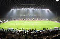 BRAGA-30 DEZEMBRO:Jogo inaugural do novo estádio municipal de Braga, entre o S.C. Braga e o R.C. Celta Vigo, construido para albergar a equipa da primeira liga S.C.Braga e o EURO 2004 inaugurado a 30 de Dezembro de 2003 30-12-2003 <br />(PHOTO BY: AFCD/NUNO ALEGRIA)