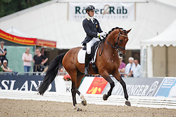 Franckx Tom, (BEL), Evento D<br /> Small Final 6 years old horses<br /> World Championship Young Dressage Horses - Verden 2015<br /> © Hippo Foto - Dirk Caremans<br /> 08/08/15