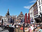 Nederland, Nijmegen, 30-4-2012Koninginnedag.Foto: Flip Franssen/Hollandse Hoogte