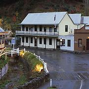 Star Hotel & Bandstand, Walhalla