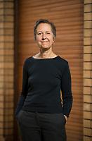 DEU, Deutschland, Germany, Berlin, 09.07.2021: Portrait von Prof. Dr. Heike Wiese, Humboldt-Universität zu Berlin, Lehrstuhl für Deutsch in multilingualen Kontexten.