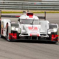 Audi Sport Team Joest  Audi R18 e-tron quattro #7 driven by Marcel Fassler / Andre Lotterer / Benoit Treluyer\<br /> WEC 6 Hours of Spa-Francorchamps
