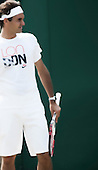 Roger Federer Tennis Promotional