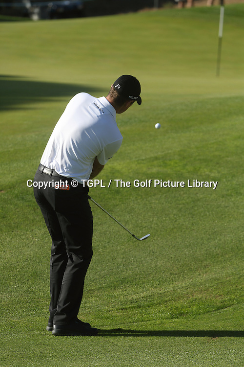 Justin ROSE (ENG) during fourth round Turkish Airlines Open by Ministry of Culture and Tourism 2013,Montgomerie Course at Maxx Royal,Belek,Antalya,Turkey.