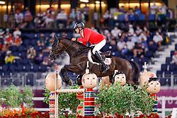 Martin Boyd, USA, Tsetserleg, 277<br /> Olympic Games Tokyo 2021<br /> © Hippo Foto - Dirk Caremans<br /> 02/08/2021