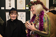 JANE ENGLAND, Neo Naturist Christmas event , Studio Voltaire Gallery shop, Cork St.   20 November 2019
