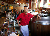 Robert Brandt, owner of Red Car Brewery and Restaurant