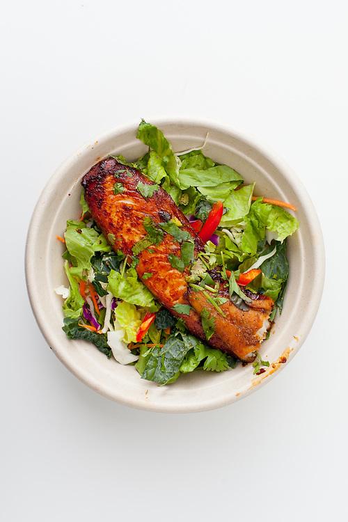 Catfish Salad from Num Pang ($11.70)