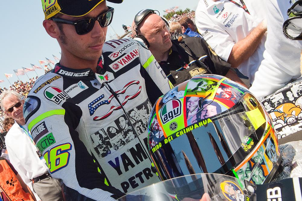 2010 MotoGP World Championship, Round 09, Laguna Seca, USA, 25 July 2010,