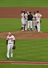 Cleveland Indians v Baltimore Orioles - 21 June 2017