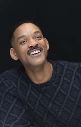 *** USA EMBARGO TILL JAN 02, 2016 *** Will Smith auf der Collateral Beauty Pk in New York / 021216 *** Collateral Beauty press conference in New York, 02 Dec 2016 ***