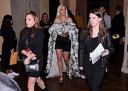 February 20, 2019 - RITA ORA attends VH1 Trailblazer Honors celebrate female empowerment held at Wilshire Ebell Theatre. (Credit Image: © Billy Bennight/ZUMA Wire)