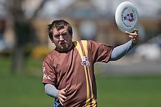 Rowan University Men's Frisbee Team