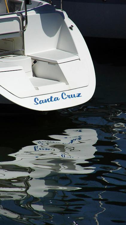 Santa Cruz Harbor 6987