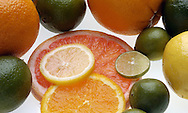 KEVIN BARTRAM/The Daily News.A variety of citrus fruits are shown on Thursday, May 19, 2005.