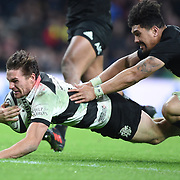 20171104 Rugby, test match : Barbarians vs All Blacks