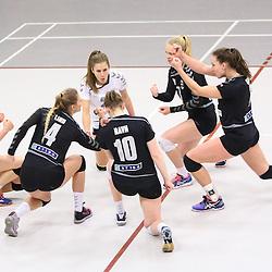 VBALL: 23-1-2016 - Elite Volley Aarhus - Fortuna Odense - Volleyligaen Damer 2015-2016