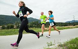 3. Konjiski maraton / 3rd Marathon of Slovenske Konjice, on September 27, 2015 in Slovenske Konjice, Slovenia. Photo by Vid Ponikvar / Sportida
