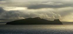 July 21, 2019 - Sleeping Bishop, Blasket Islands, Dingle, Co. Kerry, Ireland, Europe (Credit Image: © Peter Zoeller/Design Pics via ZUMA Wire)