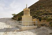 Replica of Herod's tomb, Herodiun, West Bank