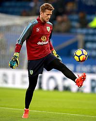 Burnley's Anders Lindegaard